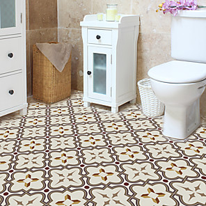 cheap Wall Stickers-wall stickers household self adhesive tile stickers bathroom toilet waterproof wear-resistant floor stickers