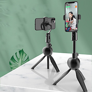cheap Selfie Sticks-Selfie Tripod Portable Phone Stick Tripod With Bluetooth Remote Control Perfect Tripod Phone Stick For Phone