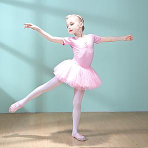 cheap Movie & TV Theme Costumes-Swan Lake Princess Ballet Dancer Girls' Movie Cosplay Princess Purple / Pink Dress Halloween Children's Day Cotton