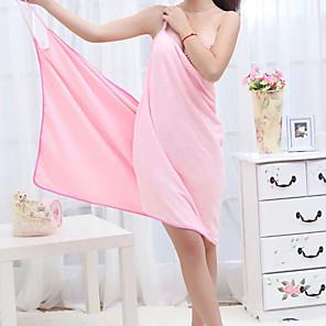cheap Bathroom Gadgets-New Home Textile Towel Women Robes Bath Wearable Dress Womens Lady Fast Drying Beach Spa Magical Nightwear Sleeping