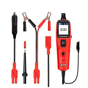 cheap Inflatable Pump-Autel PowerScan PS100 Electrical System Diagnosis Tool Autel PS100 Power Scan PS100 Car Auto Circuit Tester