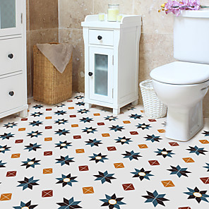 cheap Wall Stickers-floor tile waterproof and antiskid floor household wear-resistant self-adhesive wall PVC thickening