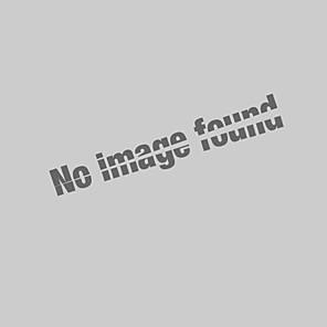 cheap Framed Arts-Men's Polo Striped Tops Shirt Collar White Red Navy Blue