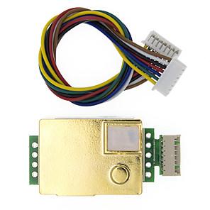 cheap Modules-MH-Z19 infrared co2 sensor for co2 monitor MH-Z19B Infrared Carbon Dioxide co2 gas Sensor 0-5000ppm