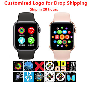 cheap Smartwatches-T500S Smartwatch Women Top Smart Watch Heart Rate Monitor Whatsapp Message Reminder Sports Activity Tacker for IOS Android