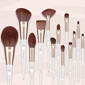 cheap Makeup Brush Sets-Professional Makeup Brushes 13pcs Professional Full Coverage Comfy Artificial Fibre Brush Wooden / Bamboo for Blush Brush Foundation Brush Makeup Brush Eyeshadow Brush