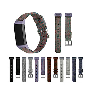 cheap Smartwatch Bands-Watch Band for Fitbit Charge 3 / Fitbit Charge 4 Fitbit Sport Band Nylon Wrist Strap