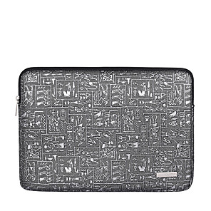 cheap Sleeves,Cases & Covers-11.6 12 13.3 14 15.6 Inch Laptop Sleeve Polyester Embossing Waterpoof Shock Proof