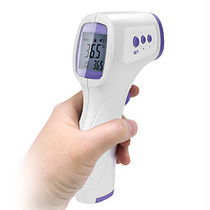 cheap Disinfection & Sterilizer-Non-contact Thermometer CK-T1503 Body Thermometer Forehead Digital Infrared Thermometer Portable Digital Measure Tool with FDA & CE Certificated for Baby Adult