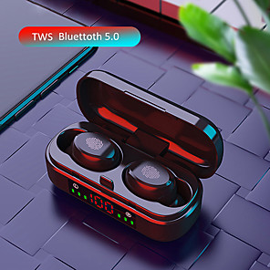 cheap MP3 player-IMOSI M8 TWS Bluetooth5.0 Earbuds Stereo Sports Wireless Headphones with Dual Microphone