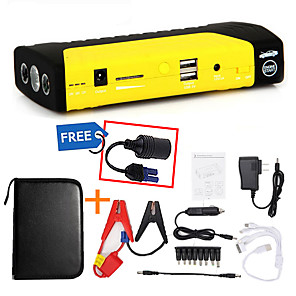 cheap Car Emergency Tools-High quality gasoline and diesel 12V car external battery mini car starter mobile phone charger