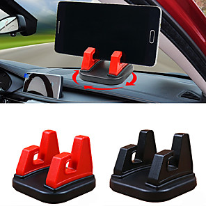 cheap Phone Mounts & Holders-360 Degree Rotate Car Cell Phone Holder Dashboard Sticking Universal Stand Mount Bracket For Mobile Phone