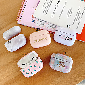 cheap Earphone Accessories-AirPods Pro Cartoon Headphone Case Earphone Protection Cover