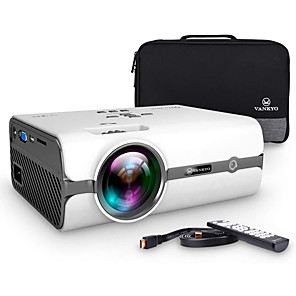 cheap Projectors-T3 mini LED Projector 1000 lm Android Support