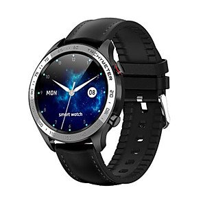 cheap Smartwatches-SMA R5 Men Women Smartwatch Android iOS Bluetooth Waterproof Touch Screen GPS Heart Rate Monitor Blood Pressure Measurement Timer Stopwatch Pedometer Call Reminder Activity Tracker