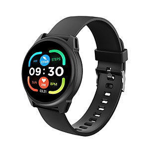 cheap Smartwatches-2020 Smart Watch Men Women Body temperature detection Blood Pressure Smartwatch Watch Waterproof Heart Rate Tracker Sport Clock Watch Smart For Android IOS