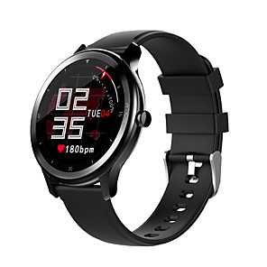cheap Smartwatches-ZG28 Men Women Smartwatch Android iOS Bluetooth Waterproof Touch Screen Heart Rate Monitor Sports Calories Burned Stopwatch Pedometer Call Reminder Activity Tracker Sleep Tracker