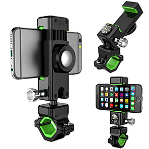 cheap Phone Mounts & Holders-Multi Function Bicycle Mobile Phone Bracket Riding Waterproof Navigation Frame Compass