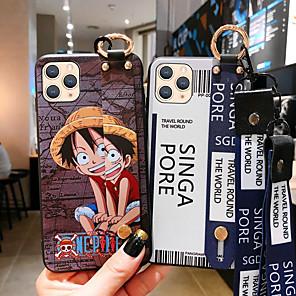 cheap iPhone Cases-Shockproof  Word Cartoon TPU Phone Case For Apple iPhone 11 iPhone 11 Pro  iPhone 11 Pro Max