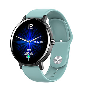 cheap Smartwatches-696 R18 Unisex Smartwatch Smart Wristbands Android iOS Bluetooth Waterproof Touch Screen Heart Rate Monitor Blood Pressure Measurement Information Pedometer Call Reminder Activity Tracker Sleep