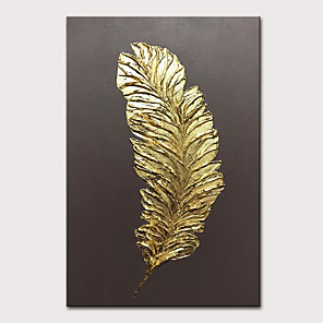 cheap Abstract Paintings-Mintura Original Hand Painted Modern Abstract Golden Oil Paintings on Canvas Wall Picture Pop Art Posters For Home Decoration Ready To Hang