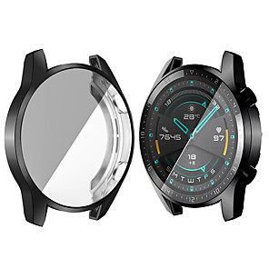 cheap Smartwatch Case-Cases For Huawei Watch GT 2 TPU Compatibility Huawei
