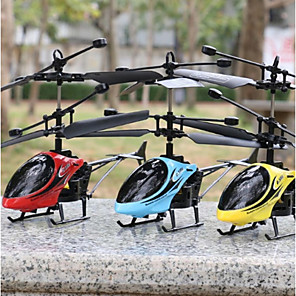 cheap RC Drone Quadcopters & Multi-Rotors-RC Helicopter 2CH - Mini / LED Lights Outdoor / Mini