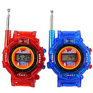 cheap Electronic Learning Toys-Toy Walkie Talkies Toy Watch Smart Electronic Cartoon Design with Screen Kids Boys and Girls Toy Gift