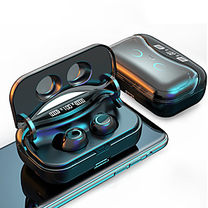 cheap Novelty Lighting-LITBest G08 TWS True Wireless Earbuds Wireless with Charging Box Waterproof IPX7 Mobile Power for Smartphones LED Power Display for Mobile Phone