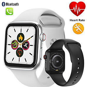cheap Smartwatches-W66 Smart Watch Series 5 Full Touch Women Smartwatch Men Fitness Tracker Bracelet Heart Rate Monitor Bluetooth Call PK Q99 W68