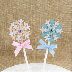 cheap Wedding Decorations-Cake Accessories Pearl Paper Wedding Decorations Wedding / Special Occasion Creative / Wedding All Seasons