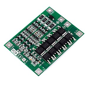 cheap Motherboards-4 string 4S 40A Li-ion Lithium Battery 18650 Charger BMS Protection Board With Balance For Drill Motor 14.8V 16.8V Lipo Module S
