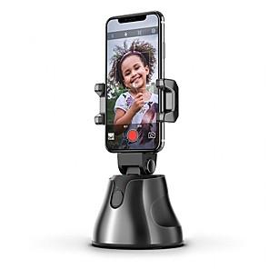 cheap Bookshelf Speakers-360 Smart Tracking Gimbal Phone Holder Selfie Shooting Gimbal Face Tracking Vlog Camera Live Video Record Stand Gimbal