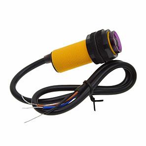 cheap Sensors-E18-D80NK Infrared Obstacle Avoidance Sensor Proximity Switch Smart Car 3-80cm