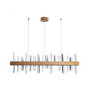 cheap Pendant Lights-100 cm Unique Design Chandelier Metal Electroplated Modern 110-120V 220-240V