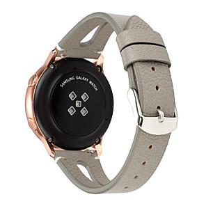 Недорогие Smartwatch Bands-20мм ремешок для часов для часов Huawei GT2 42mm / magicwatch 2 42mm кожаный ремешок