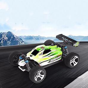 cheap RC Cars-RC Car A959-B 2.4G Drift Car 1:18 Brush Electric 70 km/h Focus Toy / Cool