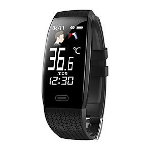 cheap Smartwatches-LITBest JW-T5 Men Women Smart Bracelet Smartwatch Android iOS Bluetooth Heart Rate Monitor Blood Pressure Measurement Sports Calories Burned Long Standby Stopwatch Pedometer Call Reminder Activity