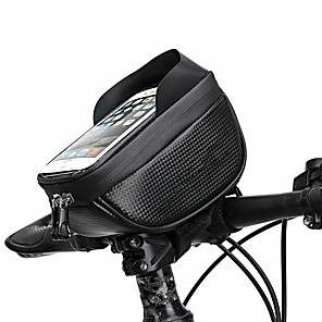 cheap Bike Frame Bags-Bike Mount Stand Holder Bike Phone Mount Adjustable / New Design Textile / Silicone Holder