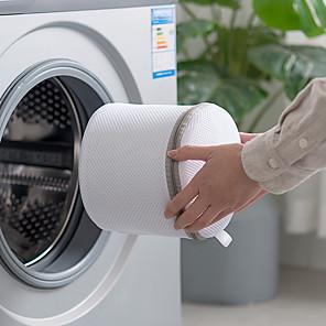 cheap Bathroom Gadgets-High Quality Bras Laundry Bag Thicken Polyester Zippered Mesh Washing Machine Dedicated