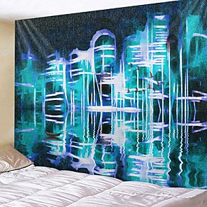 cheap Wall Stickers-Home Living Tapestry Wall Hanging Tapestries Wall Blanket Wall Art Wall Decor Abstract Tapestry Wall Decor