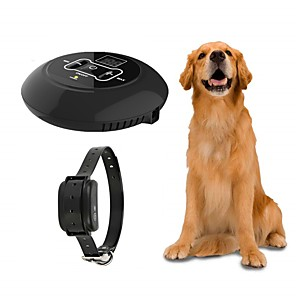 cheap Dog Clothes-Dog Training Wireless Fence Easy Install Electronic Cat Pets Horse Wireless Easy to Install Rechargable Electronic Behaviour Aids Obedience Training For Pets