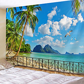 cheap Wall Tapestries-Home Living Tapestry Wall Hanging Tapestries Wall Blanket Wall Art Wall Decor Special Scenery Tapestry Wall Decor