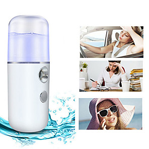 cheap Facial Care Device-Portable Moisturizing Sprayer Beauty Sprayer Charging Humidifier Nano Moisturizing Spray Cooler Sprayer