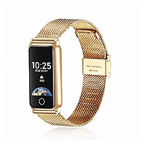 cheap Smartwatches-smart  watch fitness tracker with 1.3 inch full touch  IPS Bright screen under shine  multi sport mode Synchronous data to APK/APP Heart Rate Monitor with swimming function Fitness activity Tracker
