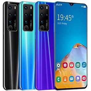"cheap Cell Phones-TìDE P47 6.5 inch "" 4G Smartphone ( 3GB + 32GB 14 mp MT6582+MT6290 4800 mAh mAh )"