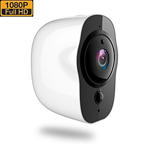 cheap Outdoor IP Network Cameras-DIDSeth USB Charge Battery Powered 1080P Wireless IP Camera WiFi HD Remote Monitoring Camera Waterproof Indoor Outdoor Camera