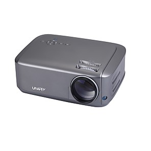 cheap Outdoor Speakers-U68 Pro Full Hd Led Projector 4k 3600 Lumens Hdmi Usb 1080p Portable Cinema Proyector Beamer With Mysterious Gift