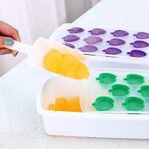 povoljno Sokovnici-silikonska kocka leda žele čokoladna voćna torta diy kalup kalup za slučajni oblik puding