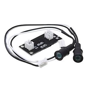 cheap Sensors-Dc 5-5.5V Single Centerline Light Source Sensor Tracking Solar Panel Sensor Tracking Module Probe